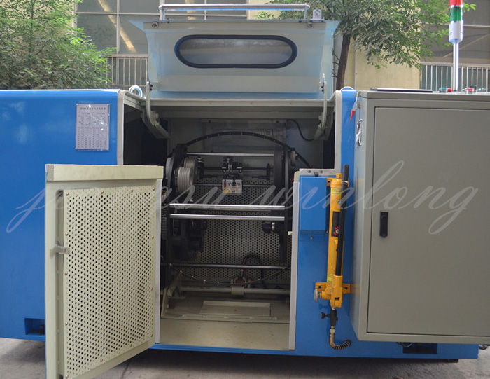 Ф300-800mm 高速绞线机  YL-Ф300-800mm Double twist bunching machine