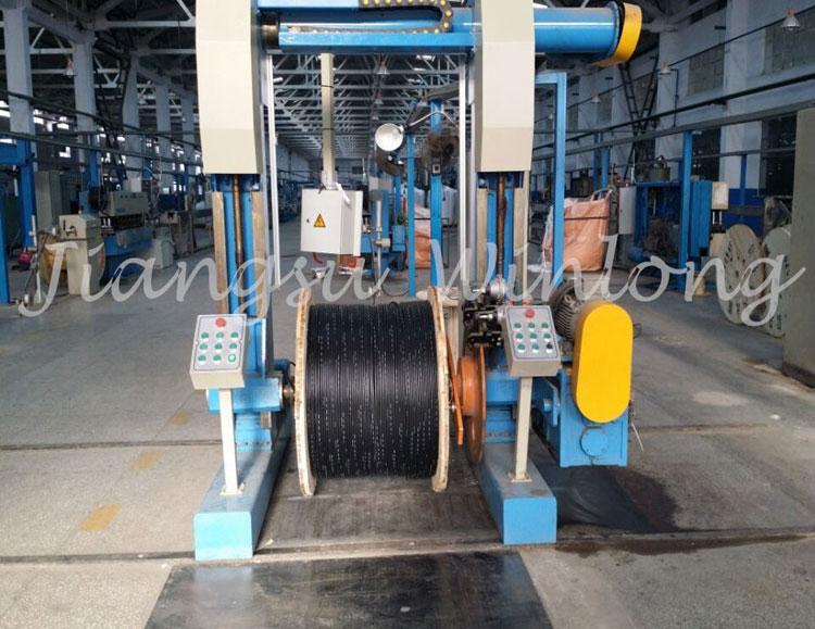 光缆护套生产线